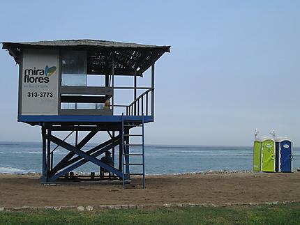 Baie de Miraflores
