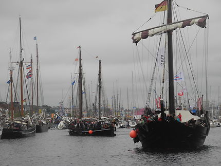 Rostock Sail 2017