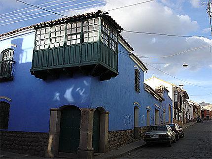 Charme de Potosí