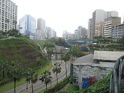 Ambiance à Miraflores