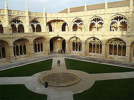 Lisbonne Le Monastère des Hiéronymites