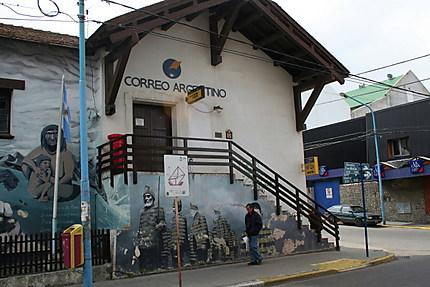 La poste d'Ushuaïa