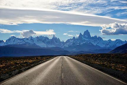 Sur la route des Andes, El Chaltén