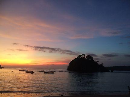 Quelque part sur Nusa Penida