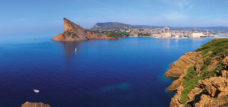 Provence - La Ciotat parmi les plus belles baies du monde