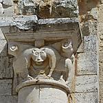 Abbaye de Sant' Antimo, détail