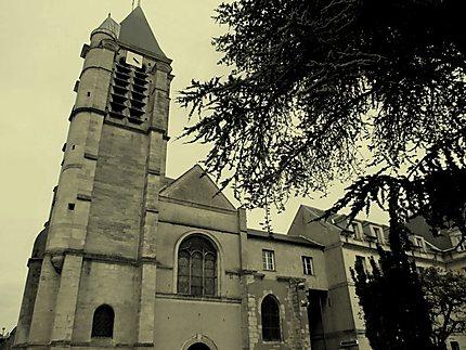 Église Saint-Cyr-Sainte-Julitte