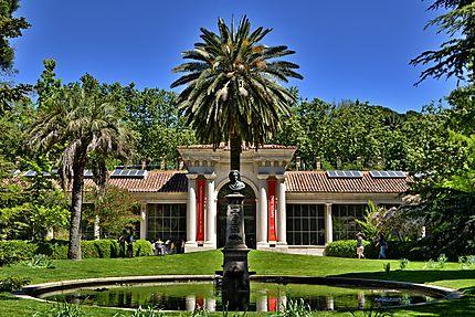 Madrid, Le palais du jardin des plantes