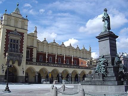 Cracovie : rynek
