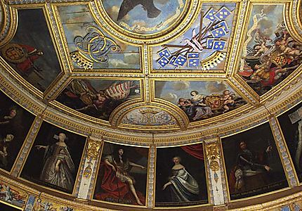 Le cabinet de la Tour dorée