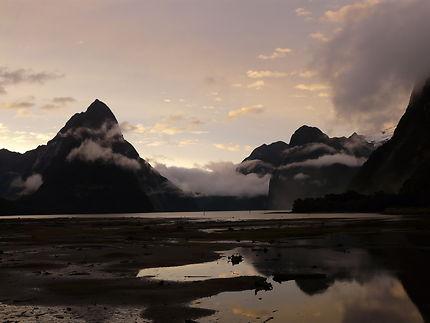 Le Mitre Peak