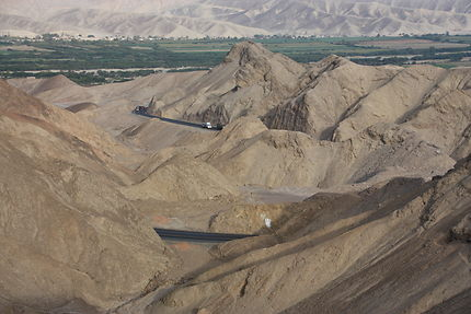 La Transamerica et la montée vers Arequipa