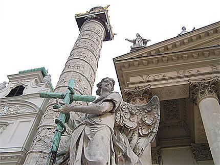 Art baroque. Vienne.