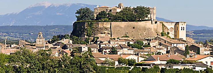 Grignan et la Drôme provençale