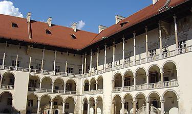 Zamek (Château) de Wawel