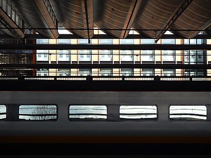 Gare St Pancras