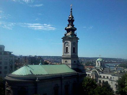 Centre Belgrade