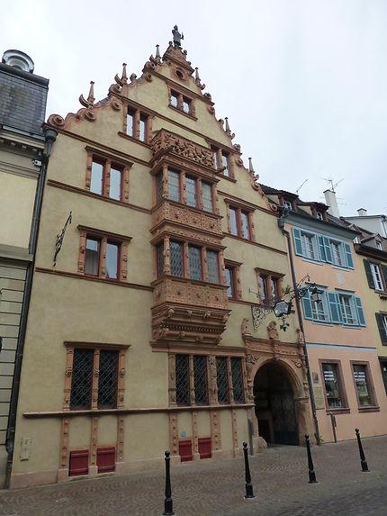 Maison Des Tetes A Colmar Villes Maison Des Tetes Colmar Haut Rhin Alsace Routard Com