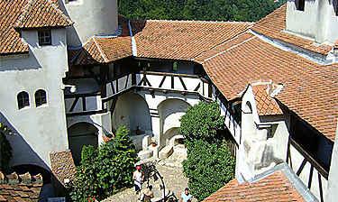 Château de Bran (Transylvanie)