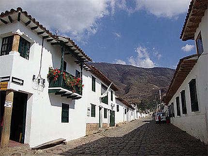 Rue de Villa de Leyva