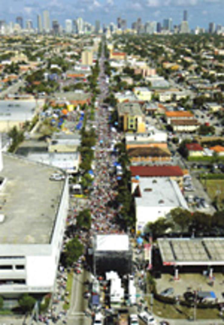 Miami latino au Calle Ocho Festival