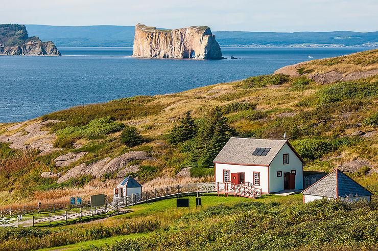 La route des Phares, Québec maritime : 2 000 km autour du Saint-Laurent