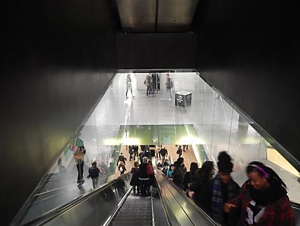 A l'intérieur du Tate Modern