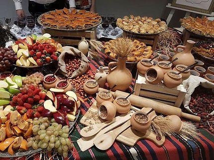 Arménie pour les gourmands