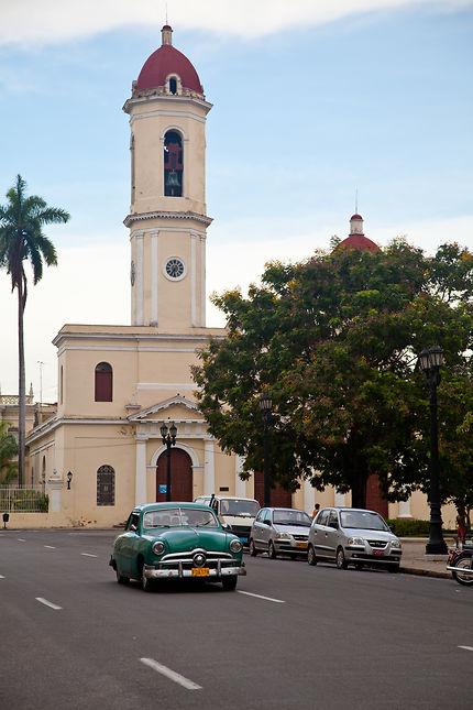 Cienfuegos, à Cuba