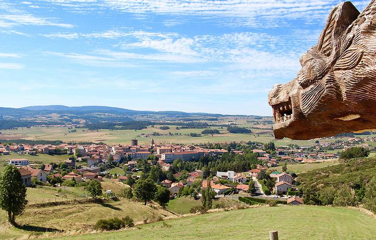 Randonnées autour de légendes en France