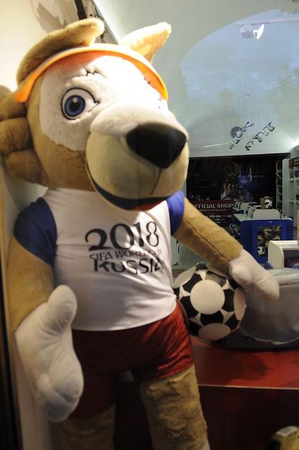 Saint-Pétersbourg coupe du monde