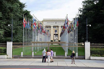 L'ONU à Genève