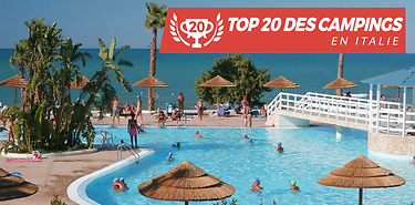 TOP20 : Les plus beaux campings d