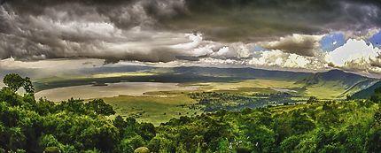 Cratère du N'gorongoro