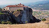 La Grèce, de l'intérieur : de Delphes au Pélion