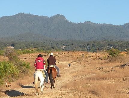 Balade près de Cuernavaca