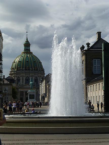 Fontaine danoise