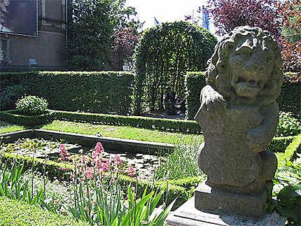 Jardin du Rijkmuseum