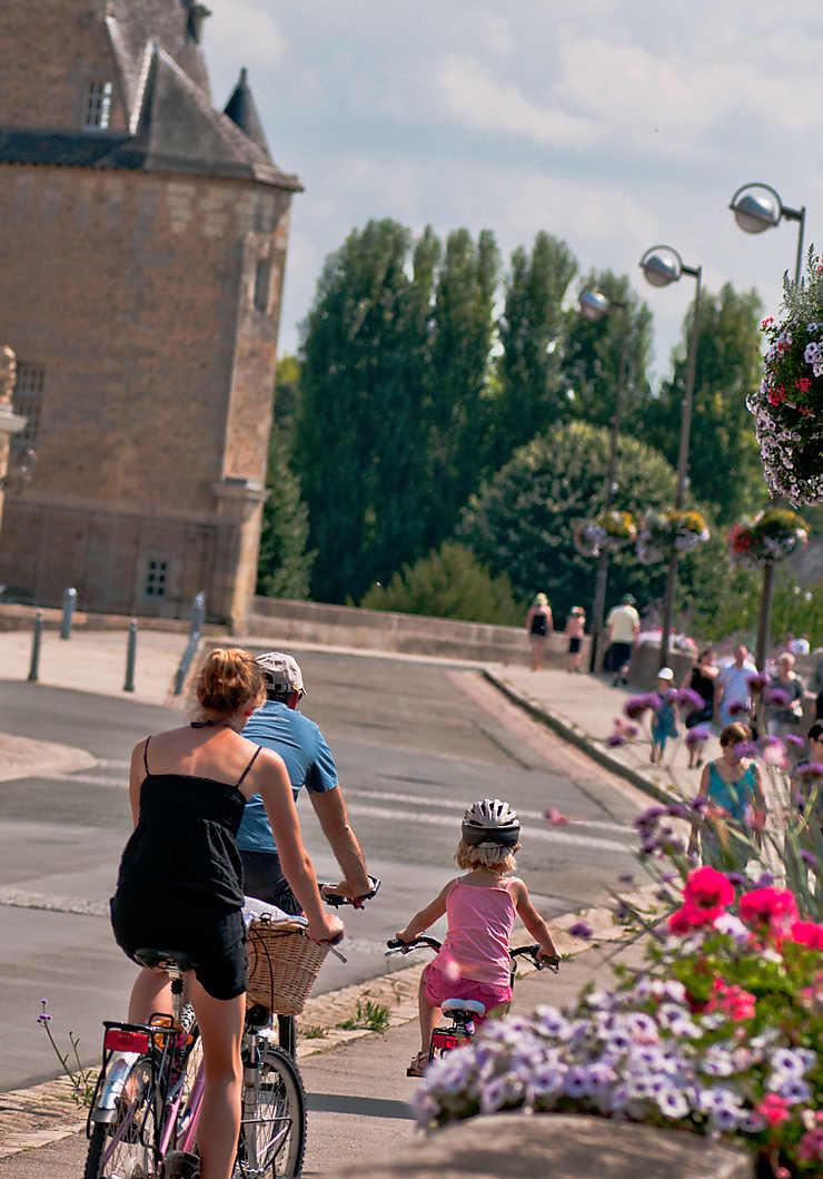 Vélo - La Vallée du Loir à vélo : 320 km de piste cyclable
