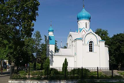 Chapelle orthodoxe