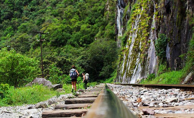Le train-train des randonnées, Pérou