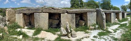 Tombes du néolithique