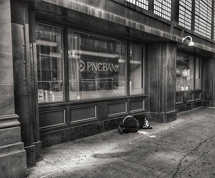 Banque et misère