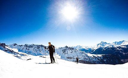 Gravir les sommets, Bourg-Saint-Maurice