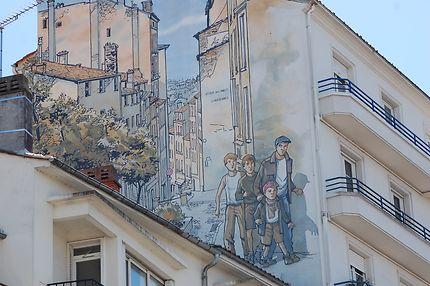 Street art à Angoulême