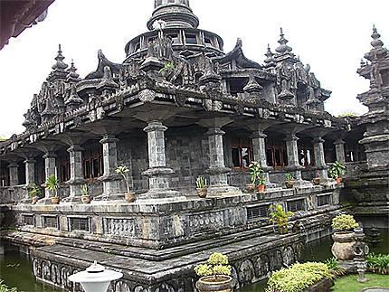 Le Puputan Renon à Denpasar