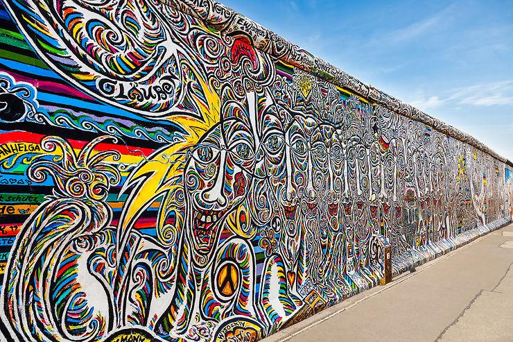 Allemagne - Berlin fête les 30 ans de la chute du Mur