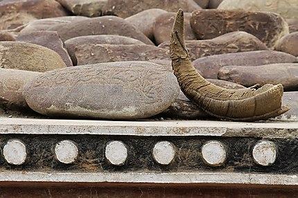 Les pierres sacrées