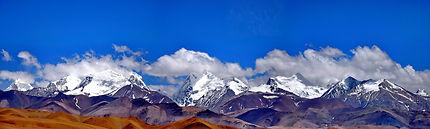 Face Nord de l Himalaya et de l'Everest