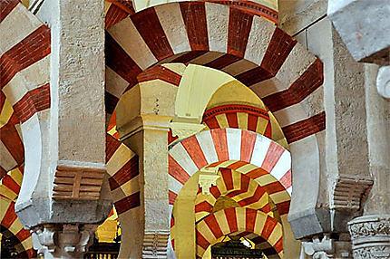 Arches de la Mezquita